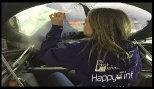 exfoliere geamuri auto cladiri, curatare folie geamuri indepartere folie